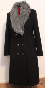 In opdracht gemaakte winterjas